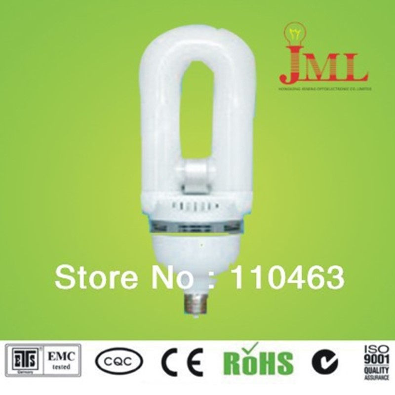 E27 40W self-ballast china energy saving lamp compact induction lamps bulb 3200lm LVD compact lamps cold warm white color e27 15w trap lamp uv spiral energy saving lamps purple white
