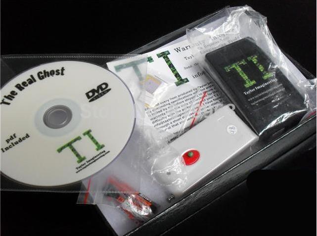 Le vrai fantôme 2.0 (Gimmick + DVD)-illusions magiques pour magiciens, tours de magie professionnels, accessoires de magicien, magie de scène