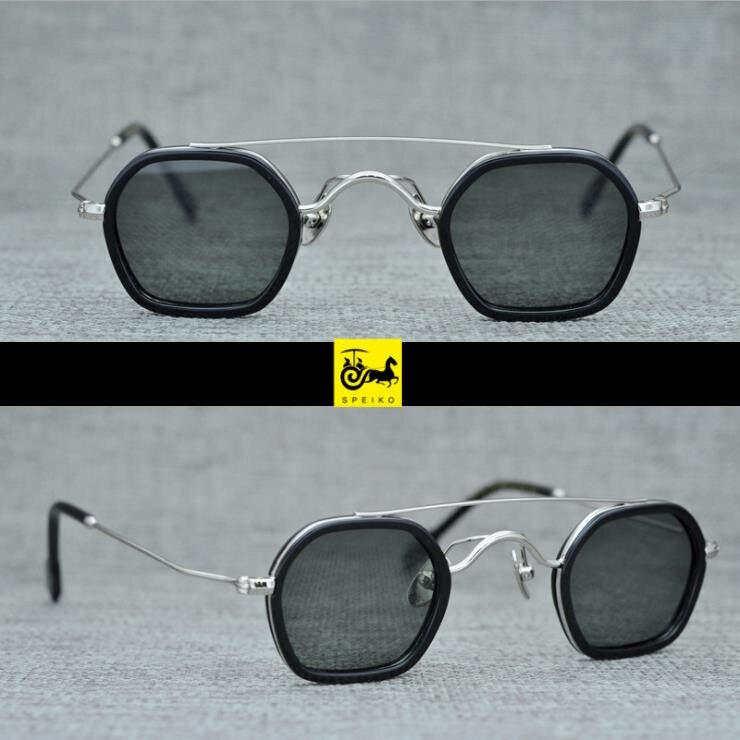 Солнцезащитные очки SPEIKO небольшого размера для близорукости, солнцезащитные очки для чтения, Ретро стиль, очки с разноцветными линзами, UV400, радужные винтажные очки