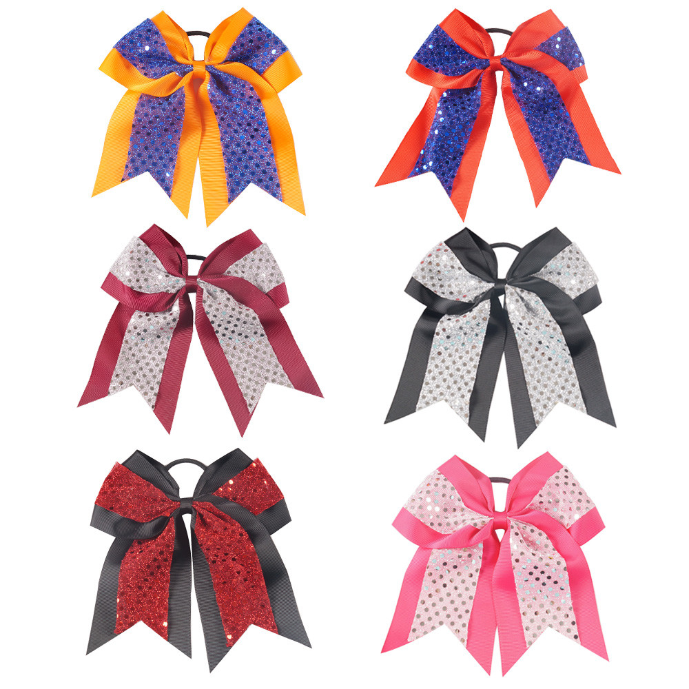 Incredible Online Get Cheap Cheer Ribbons Aliexpress Com Alibaba Group Hairstyles For Women Draintrainus
