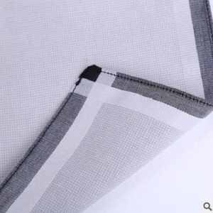 Image 4 - 12pcs Mens ממחטות 100% כותנה כיכר סופר רך רחיץ ממחטת חזה מגבת כיס כיכר 43x43cm