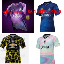 b3bf8f5ba 2018 19 20 EA sports Jersey New Ronaldo Bayern Manchester United JUVENTUS  Real Madrid Ea Sports Soccer Jersey Liverpool England