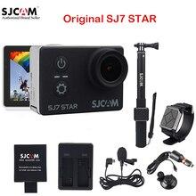 "Original SJCAM SJ7 Star Wifi Ultra HD 4K 2""Touch Screen Remote Ambarella A12S75 30M Waterproof Sport Action Camera Car Mini DVR"