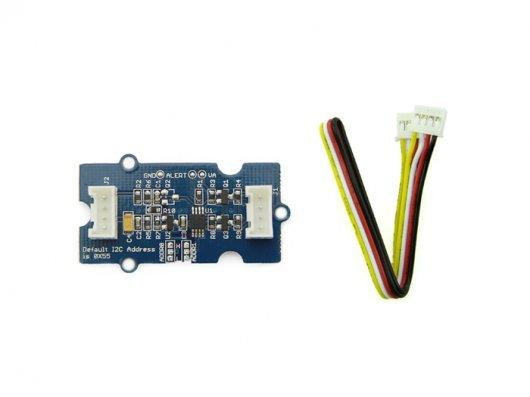 Efficient Grove I2c Adc Module Adc121c021 Int00100p Fine Quality Electronic Components & Supplies