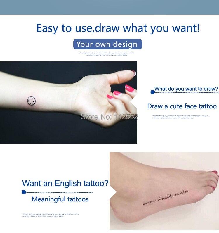Sortidas Tatoo Motor de Alta Qualidade da tinta de Tatuagem conjunto