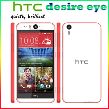 "100% Original Unlocked HTC Desire Eye Quad Core 5.2"" 13MP Camera 3G 2GB RAM+16GB ROM 1080I GPS WIFI Smartphone Free Shipping"