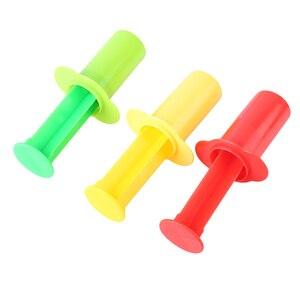 Image 3 - カラープレイ生地モデルツールおもちゃクリエイティブ3D粘土ツールplaydoughセット粘土金型デラックスセット学習教育おもちゃ