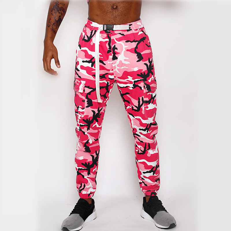 Harem Pants Trousers Men Joggers Mens Cotton