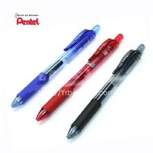 Японский Pentel пресс тип быстросохнущие BLN105 0,5 мм energel ручка с гелевыми чернилами гладкой и легкого письма 16 шт./лот