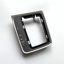 Soporte de marchas automático para DSG, perilla de palanca de cambios circular, perilla de Base de ajuste circular, perilla de cambio de marchas automático para Golf 7 7,5
