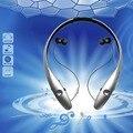 Nueva hbs-900 neckband estilo auricular bluetooth wireless sport estéreo para auriculares en la oreja los auriculares auriculares para el iphone hbs 900 auriculares in-ear