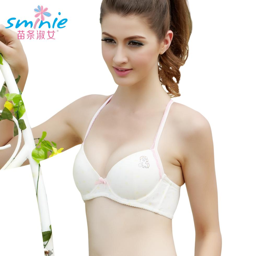 Aliexpress.com : Buy Sminie Underwear Bra Young Girl Development ...