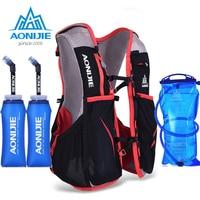 AONIJIE Women Men Marathon Hydration Vest Pack Running Water Bag Cycling Hiking Bag Outdoor Sport Light