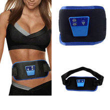 Ab Gymnic Electronic Slimming Belt Massager Fitness Front Muscle Arm Leg Waist Abdominal Health Care Body Sculpting Hot Selling