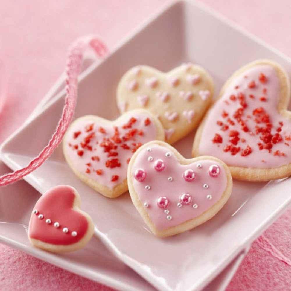 Cortadores de galletas de corazón de amor herramienta de cocina Fondant goma de mascar molde para pasteles decoración de arcilla resina azúcar dulces Fimo moldes de galletas