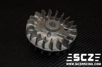 SCZ E290 Magnetic Flywheel Radiator