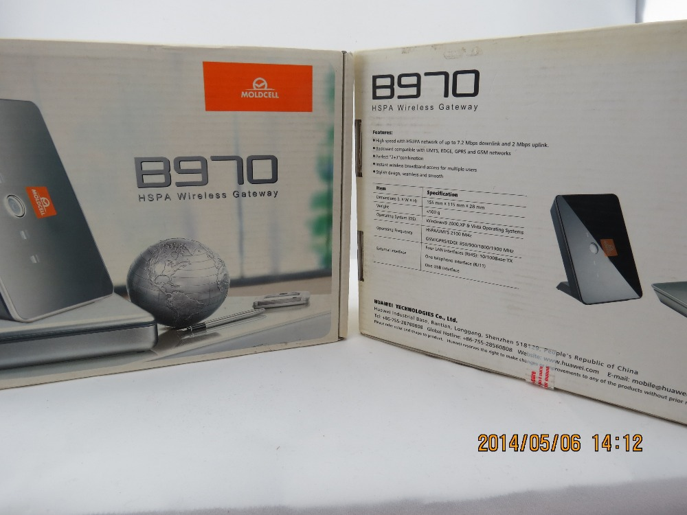 все цены на Huawei B970 3G wireless Route 3g Mobile Modem 7.2mbps 3G wifi Wireless Router онлайн