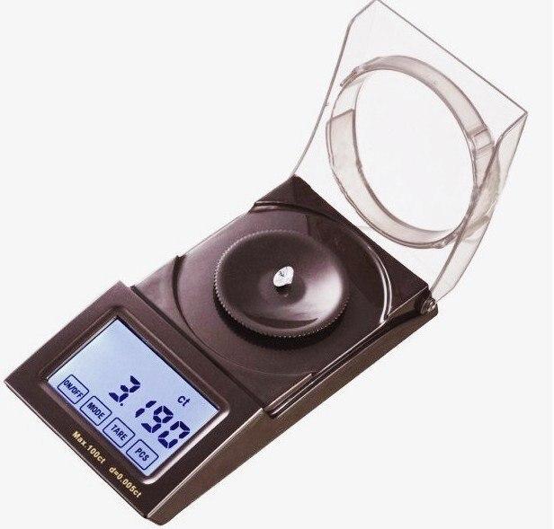Pro Gems Digital Carat Scale 0.001-20g,100ct,New