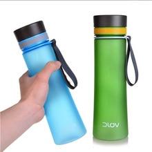 Botella de agua 1000 ML BPA libre Para Acampar en Bicicleta Ciclismo Deporte Botella De Plástico de Bebidas de Té Infusor Mi Botella de Agua Vaso mezclador