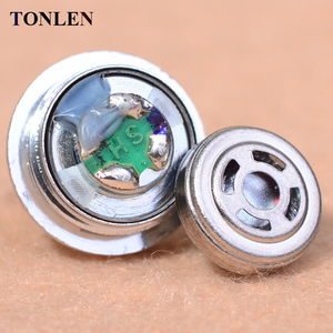 TONLEN 2pcs 9.2mm 16ohm DIY Ea