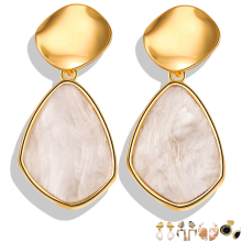 Women's Geometric Shaped Earrings