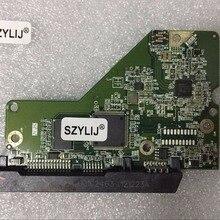 SZYLIJ 1 шт./лот плата для жёсткого диска Плата логики 2060-771824-003 REV/REV P1 для WD 3,5 SATA ремонта жесткий диск восстановления данных