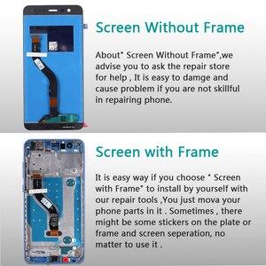 Image 3 - Huawei P10 Lite écran LCD écran tactile Dizigiter assemblage cadre 5.2 pouces LCD Huawei P10 Lite pièce de réparation