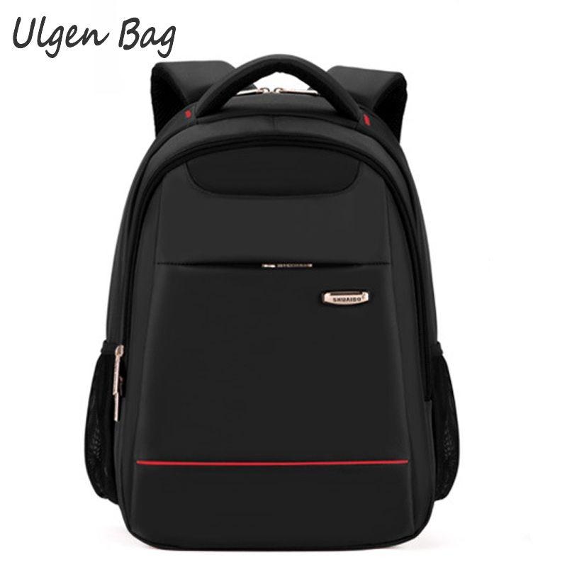 ФОТО Hot Sell 2016 waterproof business backpack men school bags for teenagers boys travel backpack bag women