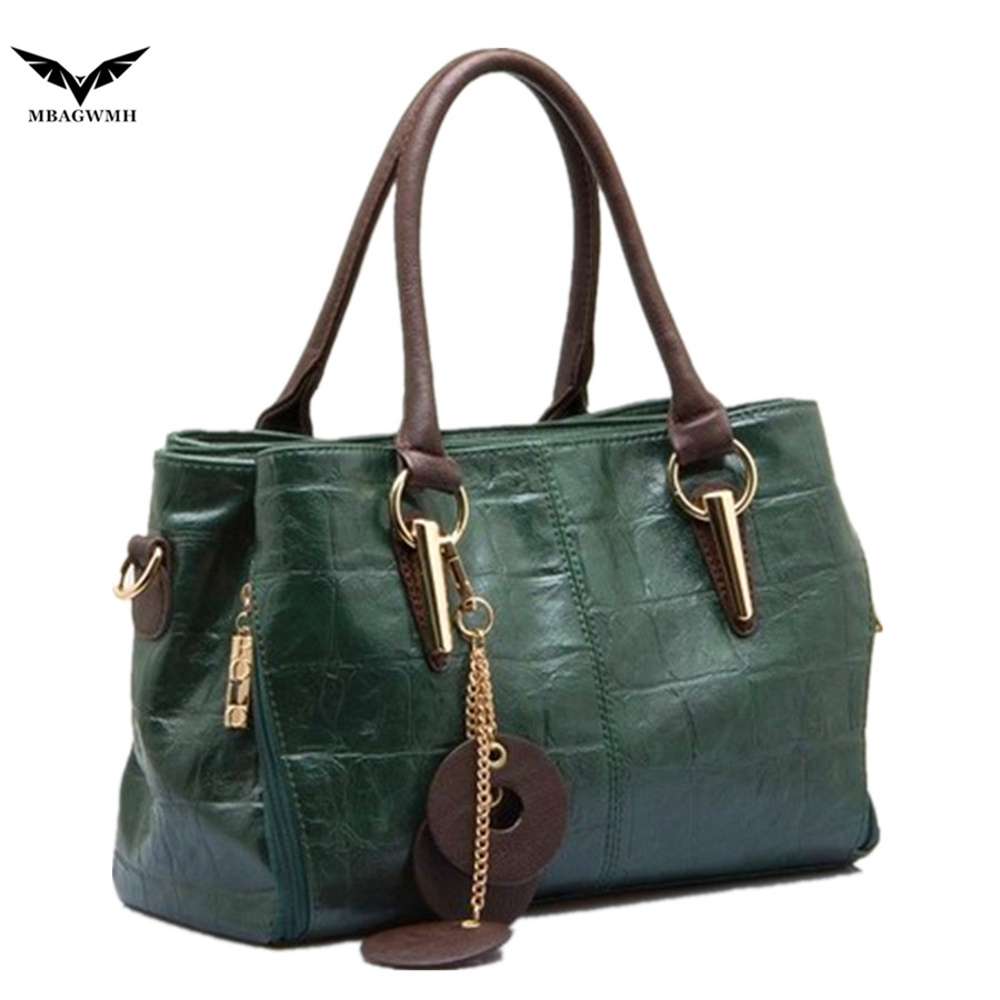 New Patent Leather Bag Female Shoulder Woman Bags 2017 Handbag Fashion Handbags Luxury Tote Women Bags Green Designer Bolsos