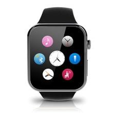 Heißer verkauf a9 bluetooth smart watch uhr herzfrequenz bt4.0 unterstützung sim-karte pedometer schlaf tracker smartwatch für ios android