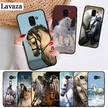 Lavaza The Great beauty horse DIY Painted Silicone Case for Samsung A3 A5 A6 Plus A7 A8 A9 A10 A30 A40 A50 A70 J6 A10S A30S A50S lavaza feminist logo pertty silicone case for samsung a3 a5 a6 plus a7 a8 a9 a10 a30 a40 a50 a70 j6 a10s a30s a50s