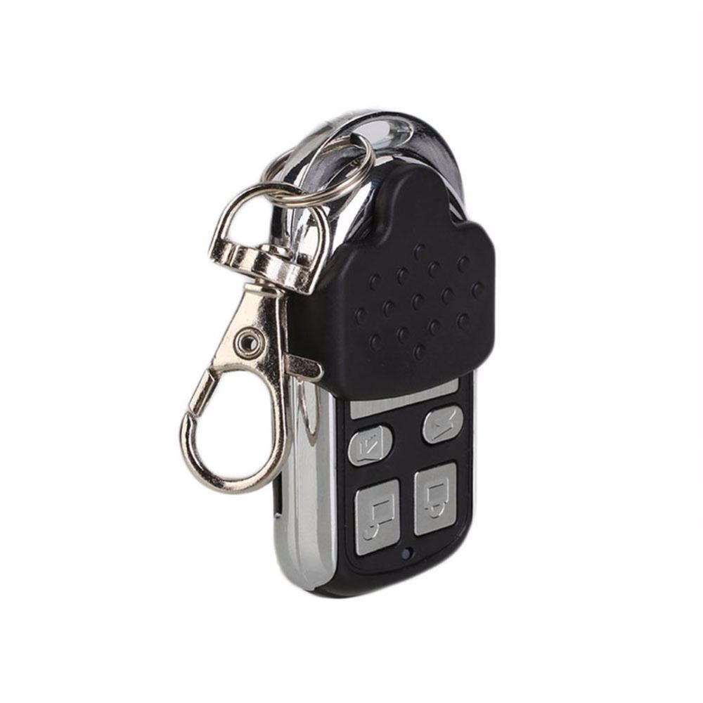 433Mhz Garage Door Remote Control Universal Cloning Remote Control Gate Key Fob Cloner Learning Fixed Code Access Control Keypad hot sale wireless universal garage remote control duplicate key fob 433mhz cloning gate garage door hot worldwide