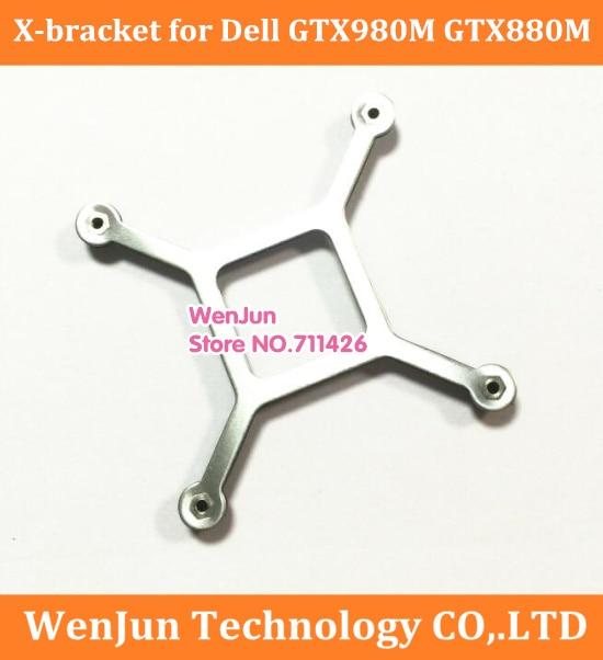 X Fixed Bracket X-bracket For Dell GTX660M GTX680M GTX770M GTX780M GTX880M GTX980M GTX765M Video Card