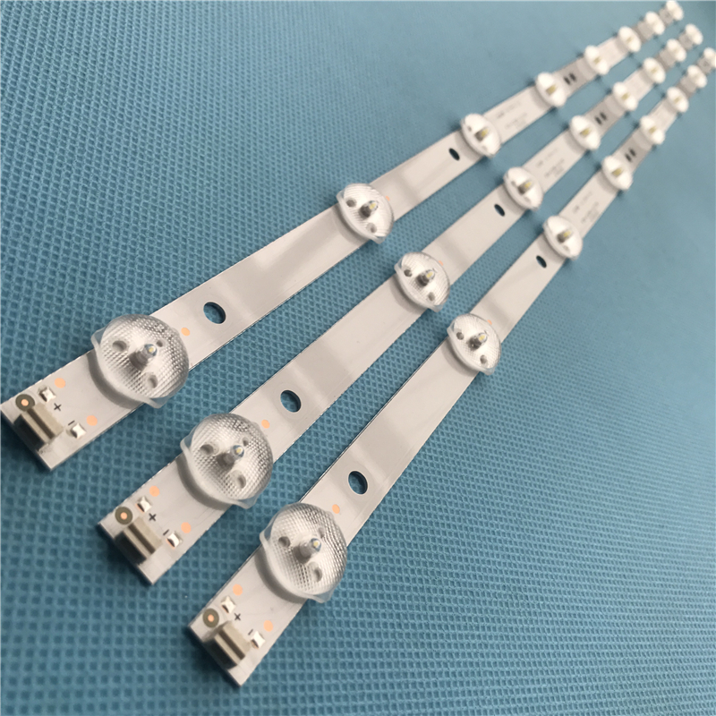 Wholesale 618mm 32 Inch LED TV Backlight Strips 4708-K320WD-A2213K01 For 32'' TCL LE32D59 & For 32PFL3045