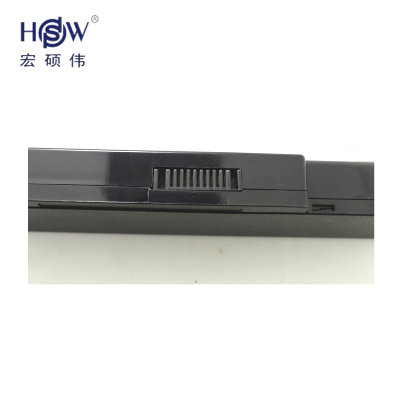 HSW 6cells notebook battery for MSI GX633 GX633X GX640 GX640X GX675 GX675X GX677 GX677X GX720 GX720X GX730 GX730X GX740 bateria in Laptop Batteries from Computer Office