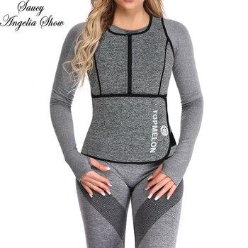 185847147 Ropa deportiva para mujer, ceñida al cuerpo, moldeadora de cuerpo,  moldeadora de cintura para ...
