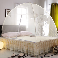 High quality Foldable Automatic Installation Camping Mosquito Nets. magic Mosquito Nets.