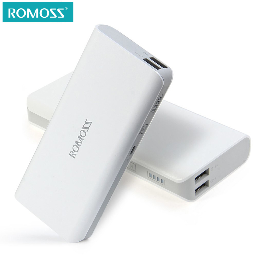 battery charger for iphone 10400mah romoss sense4 portable charger external battery 13551