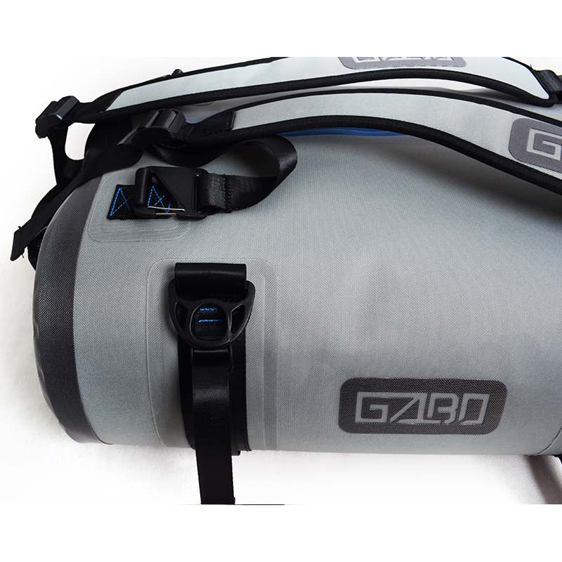 GZLBO TPU 60L Stor Kapacitet Färdig Luftig Stor Grå Resväska - Väskor för bagage och resor - Foto 4