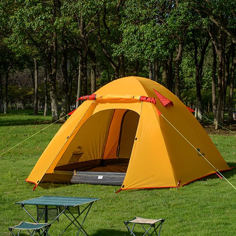 Naturehike 2 šator za kampiranje 3 osobe za rekreaciju na otvorenom - Kampiranje i planinarenje - Foto 6