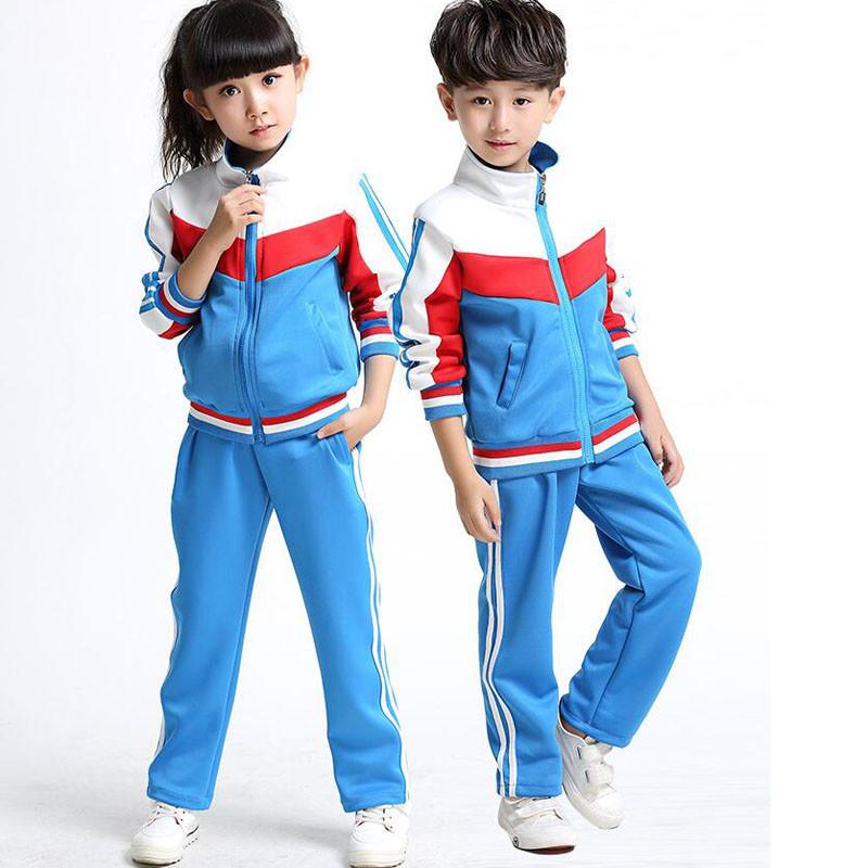 e0ae8a9afb740 Adultos primaria Uniformes para el colegio adolescente niños ropa ...