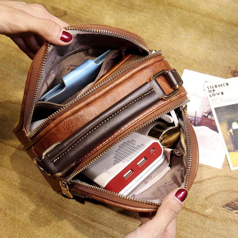 Padrão de Bolsas de Marca de luxo Mulheres Sacos de Designer Bolsas De Couro Genuíno Para As Mulheres 2018 Sacos de Ombro saco do Mensageiro Da Cadeia Feminina T39