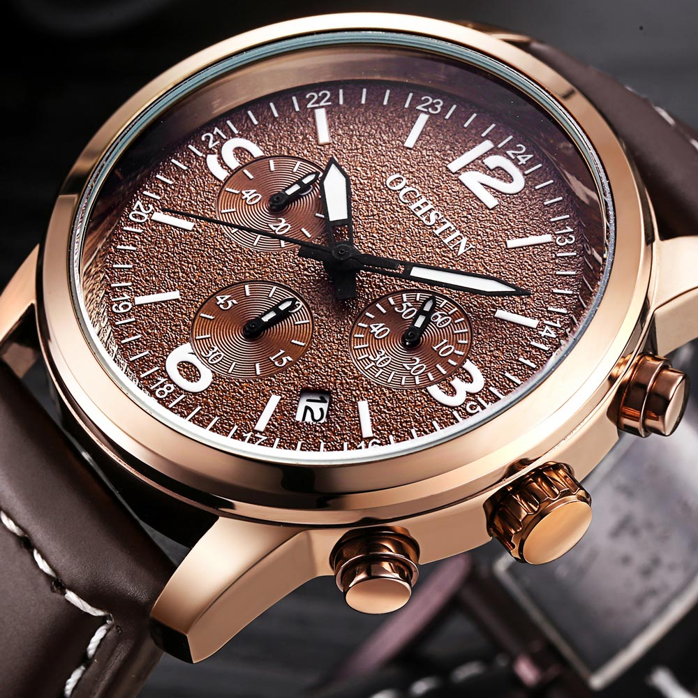 watches chanel promotion shop for promotional watches chanel on ochstin men s wrist watch men chronograph quartz watches business sport clocks dress wristwatch military army male casual clock