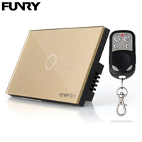 FUNRY ST1 US Standard 1 Gang Remote Switch Smart Control On Off For Smart Home Smart
