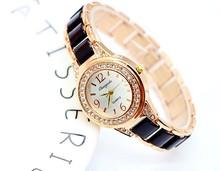 CHAOYADA Cru New Gold Bracelet Montre Pour Femme Élégante De Luxe Marque Dames Montres À Quartz Reloj Mujer 2016 Montre Femme