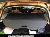Auto rear trunk cargo cover for Qashqai 2008 , auto accessories