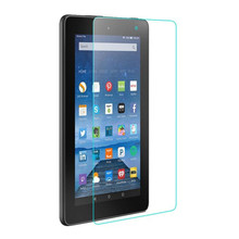 Top Selling! Superior Quality Tempered Glass Screen Protector Flim For Amazon Kindle Fire HD 7 2015 Tablet Feb9