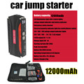 High Quality 12V Portable Mini Jump Starter 12000mAh Car Jumper Booster Power Bank for Petrol and Diesel