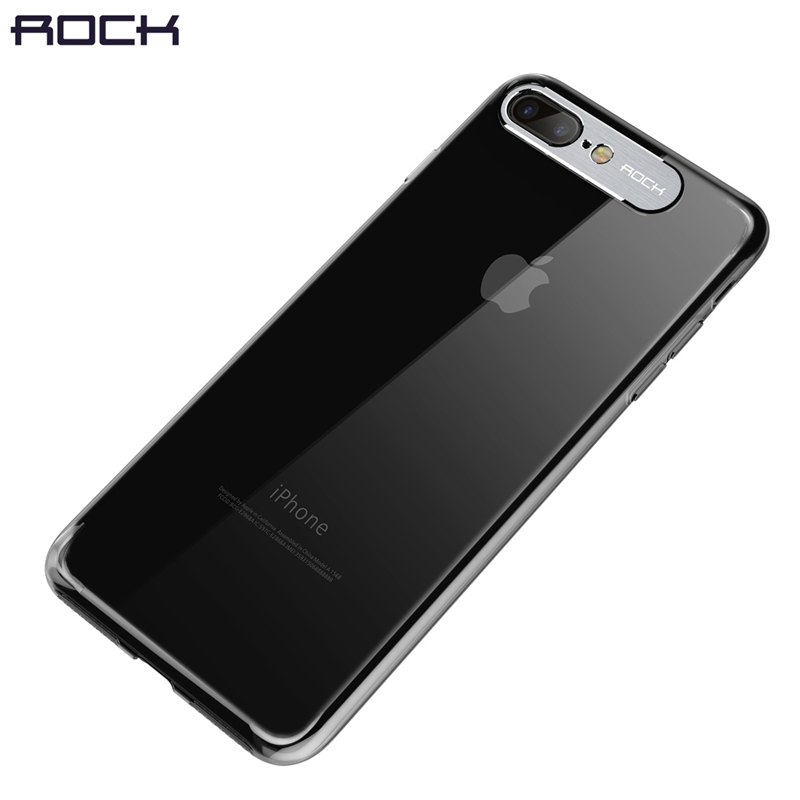 separation shoes bdf05 76139 US $3.19 20% OFF For iPhone 8 Plus Case, ROCK Luxury Business Style PC  Shell Protective Back Case Cover For iPhone 8 7 7 Plus-in Fitted Cases from  ...