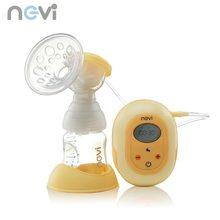 Ncvi большой всасывающий одиночный электрический молокоотсос для кормления ребенка bpa Бесплатный молокоотсос USB power подарочная упаковка XB-8617